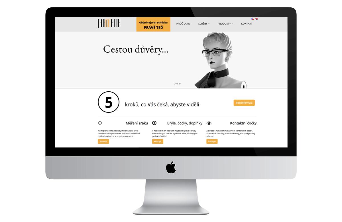 dtpak-webdesign-tvorba-www-larooptik