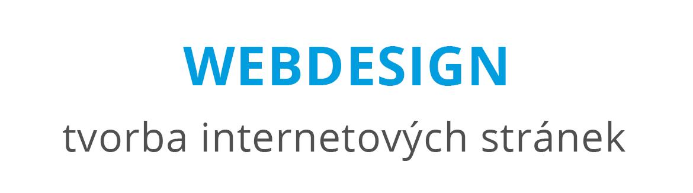 Webdesign – tvorba www stránek